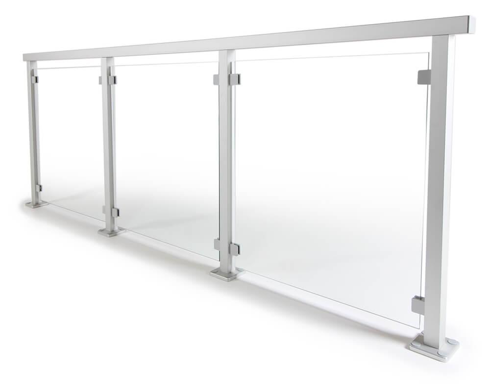 Aluminiums gelaender