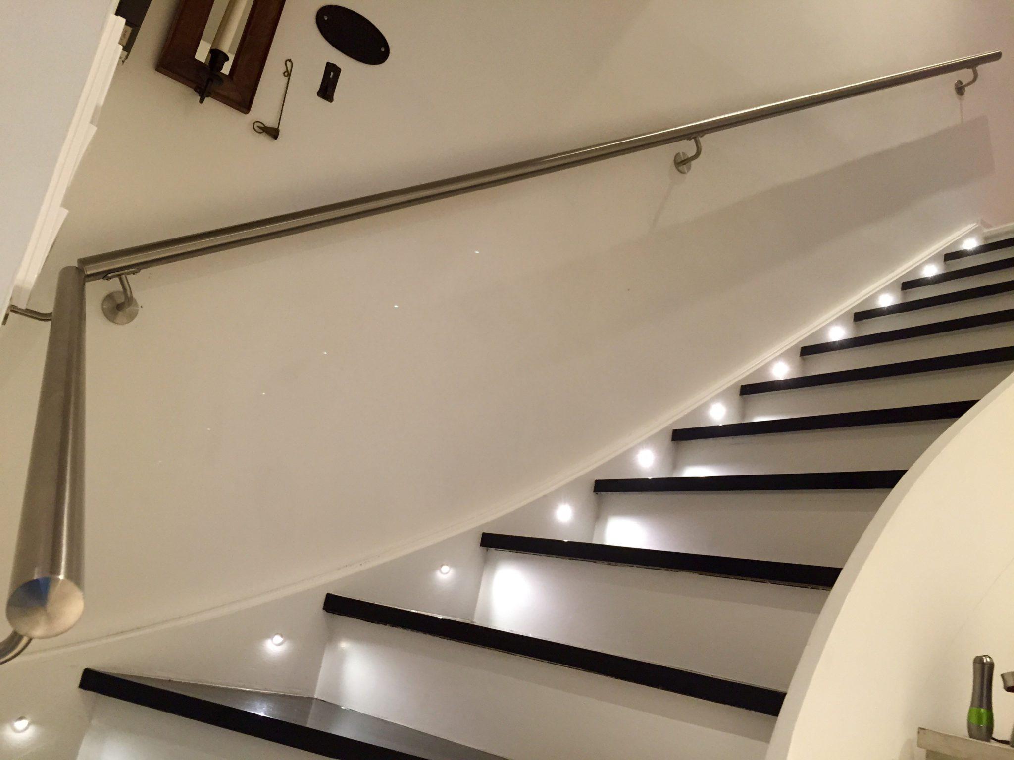 Håndliste og Håndlister til din trappe og trappegelænder ...