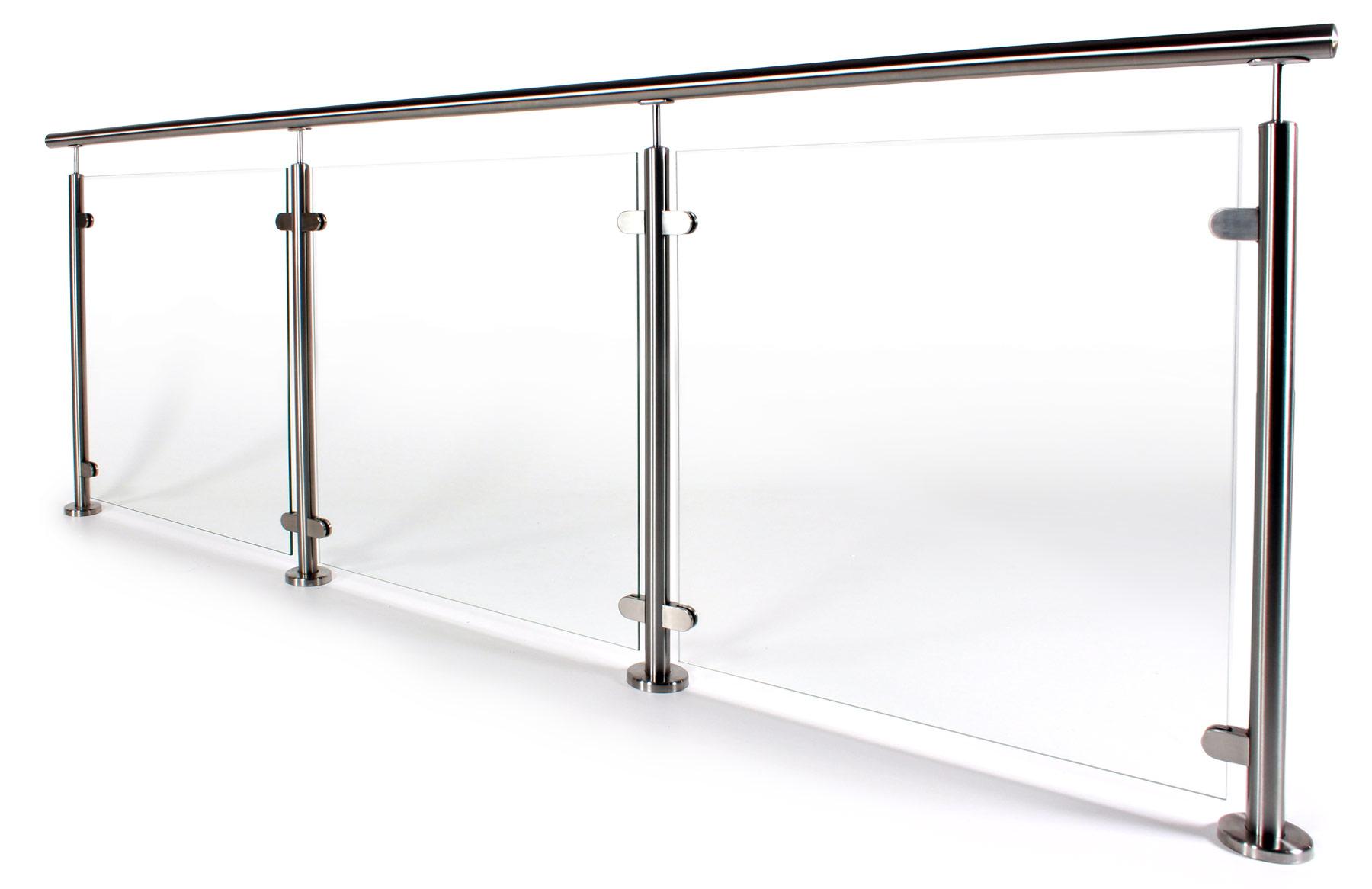 altan gel nder i glas f prisen med det samme gel nderbutikken. Black Bedroom Furniture Sets. Home Design Ideas